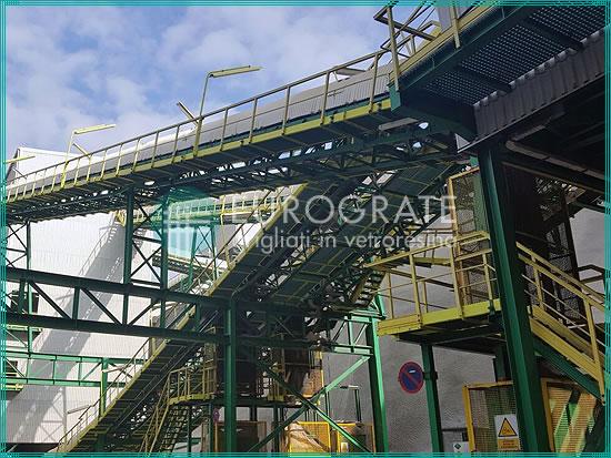 estructuras autoportantes para la seguridad del personal en cualquier fase de la planta minera