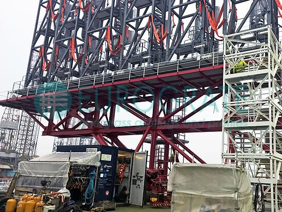 estructuras autoportantes para el sector energético