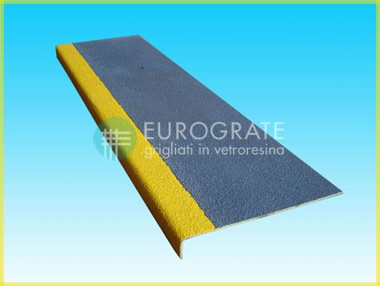 El producto cubre peldaños de Eurograte