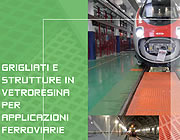 catálogo de rejillas de PRFV para el sector ferroviario