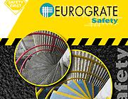 catálogo de productos de seguridad: rejillas antideslizantes, rejillas atex, laminados de fibra de vidrio, cubre travesaños