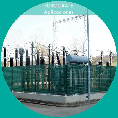 vallados industriales para la seguridad de las centrales eléctricas