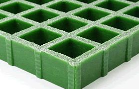 Rejillas con superficie antideslizante premium