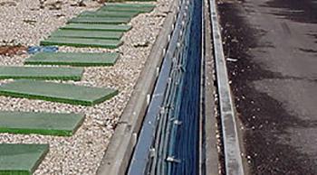 Sumideros de fibra de vidrio PRFV