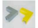 Barandillas de seguridad conexión fija 90° pasamanos