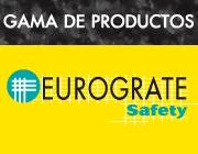 Productos de seguridad: cantoneras de seguridad, cubre peldaños, cubre travesaños, laminados, rejillas ATEX antiestáticas, rejillas antideslizantes
