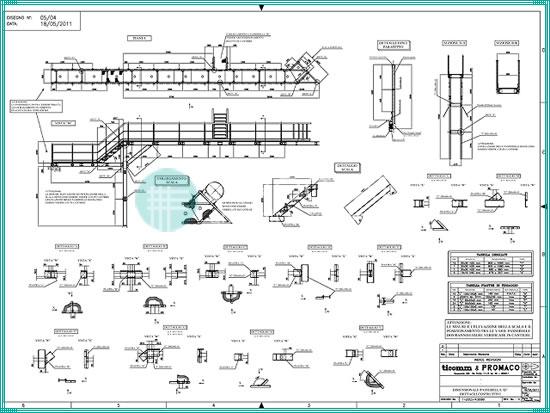 diseño e instalación de barandillas de seguridad y hasta estructuras autoportantes complejas