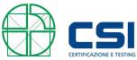 Eurograte Rejillas certificada por la empresa CSI